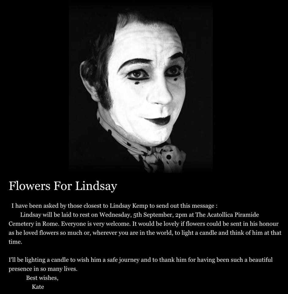 Kate flowers for Lindsay