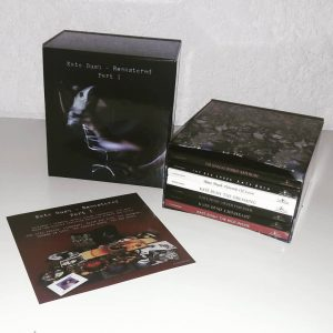 Kate Bush Remastered CD Box 1