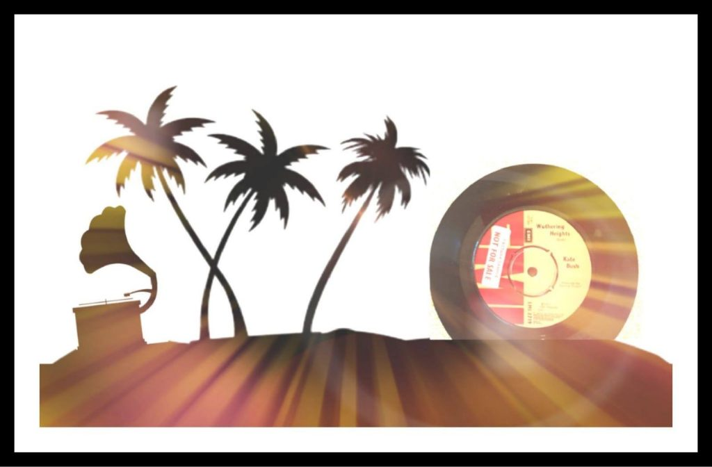 Desert Island Kate Discs