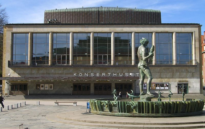 Gothenburg Concert Hall