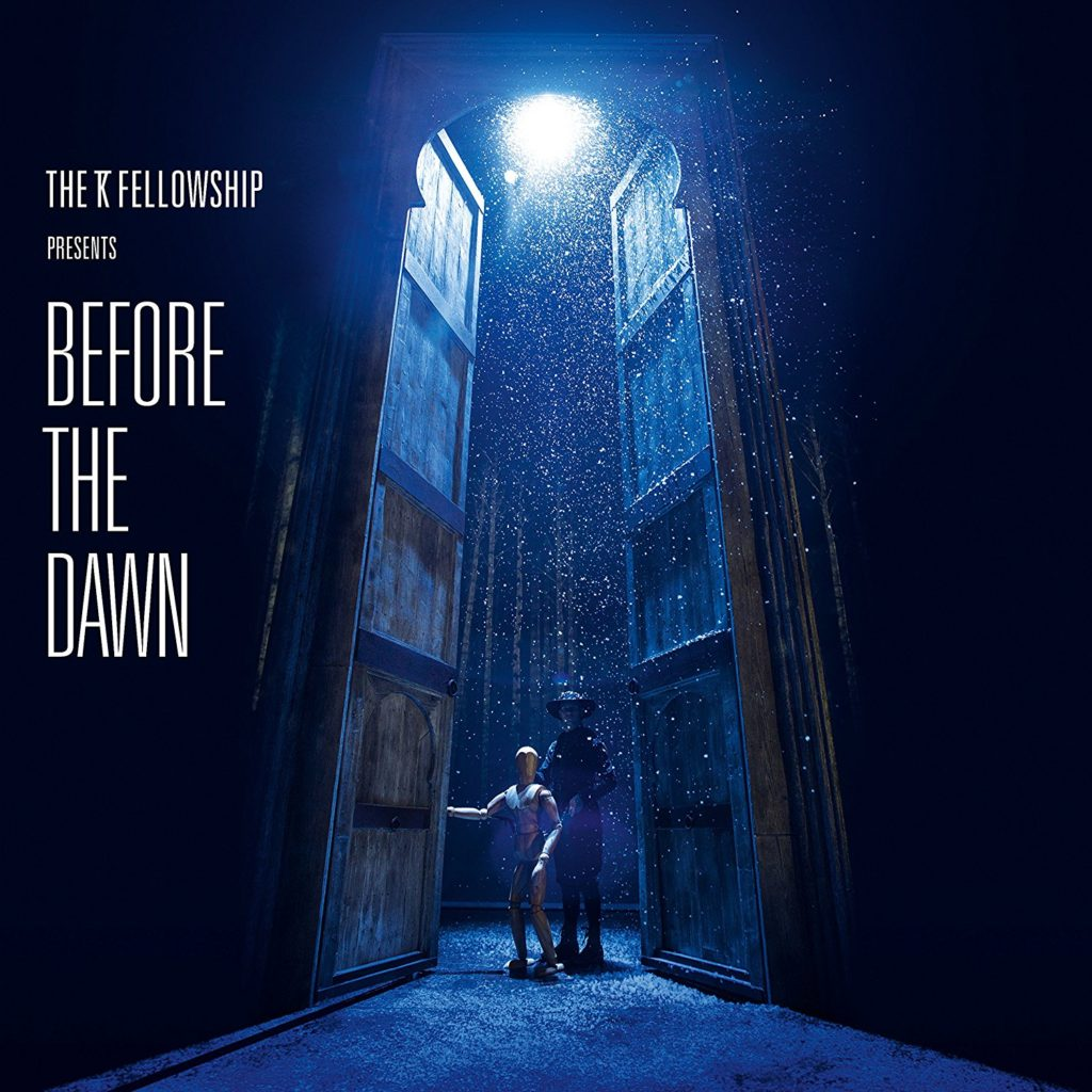 Before the Dawn album cover large