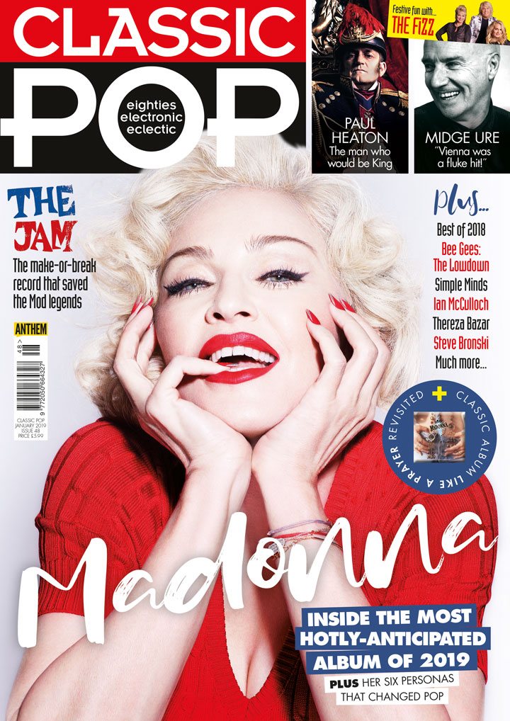 Classic Pop January 2019