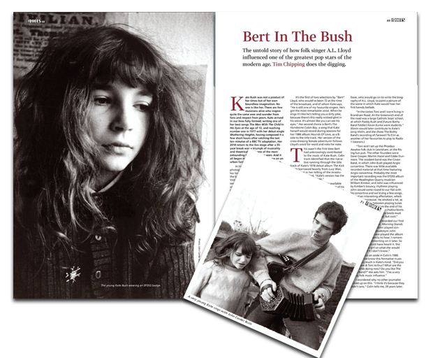 Kate Bush News - News site about the singer and songwriter Kate Bush