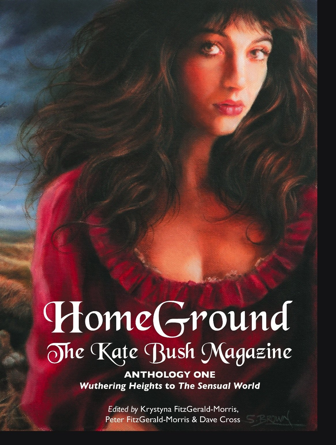 Kate Bush ISBN 1861714432 Vol 1 Paperback Cover