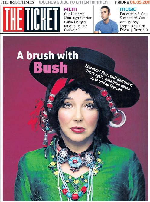 Photos Kate Bush - Page 7 Kate-Irish-Times-2011