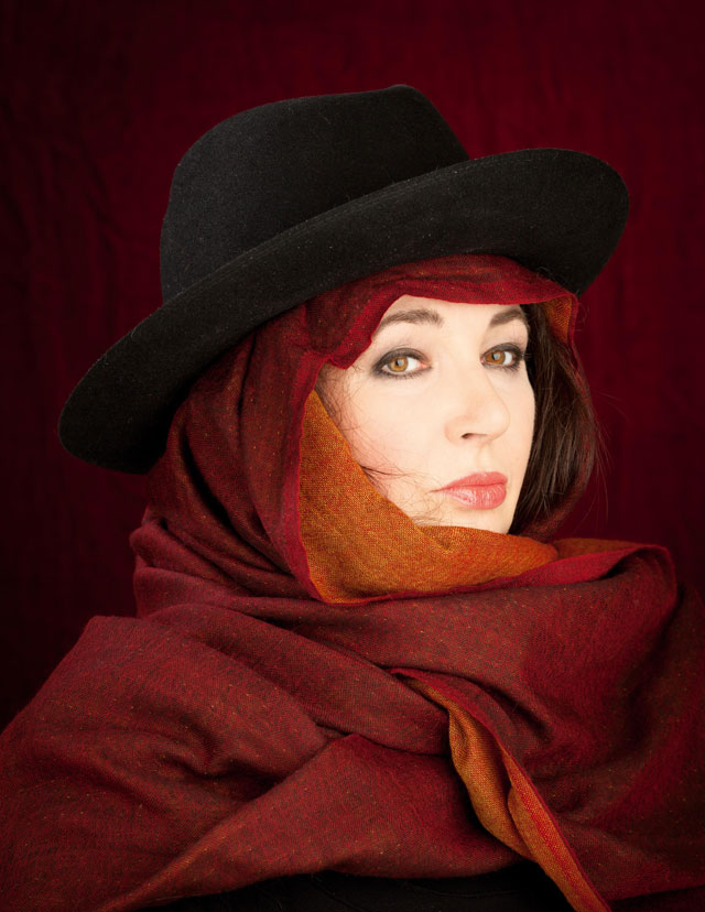 Kate Bush 2011 photography by John Carder Bush