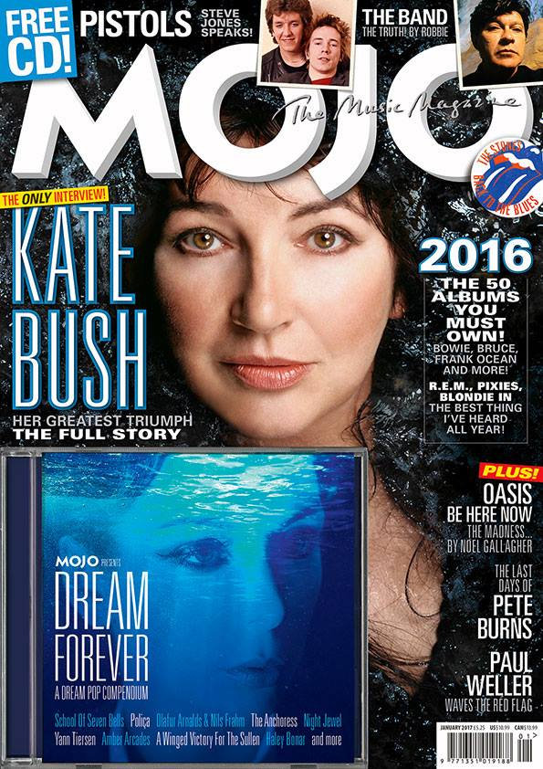 Kate Mojo January 2017 cover