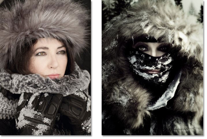 Kate Bush Album Promo Photos