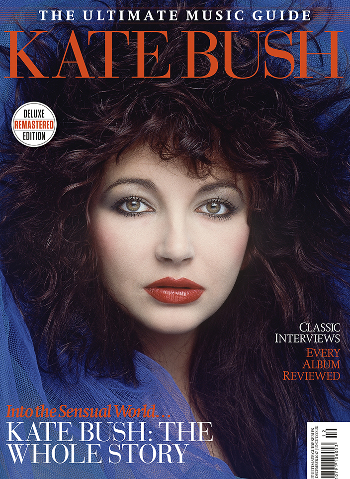 Ultimate Music Guide - Kate Bush
