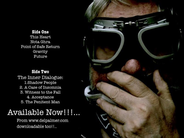 Del Palmer album tracklist