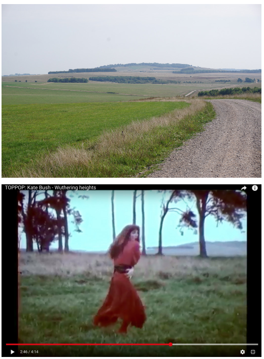 Red Dress video location