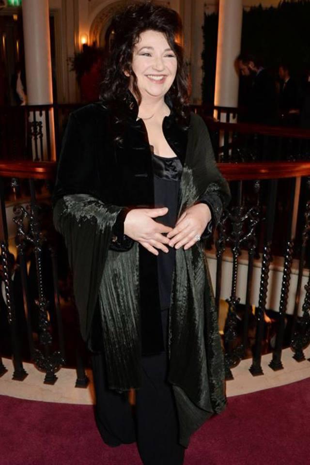 Kate Receives Evening Standard Theatre Award