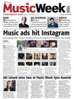 Music Week 13th Oct 2014