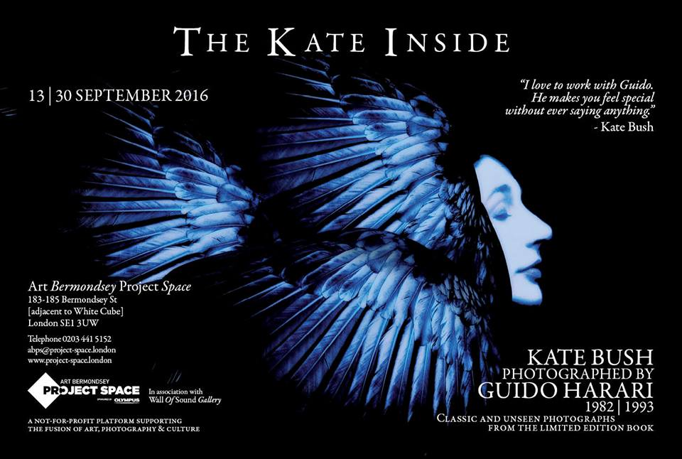 The Kate Inside exhibition