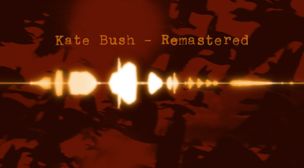 Kate Bush Remastered Soundwave