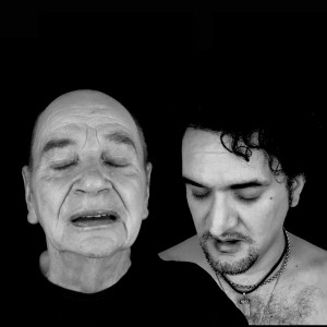 Tim Arnold and Lindsay Kemp