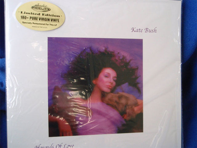 Hounds of Love - Audio Fidelity (photo by Donna)