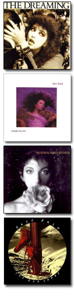Four upcoming Kate reissues