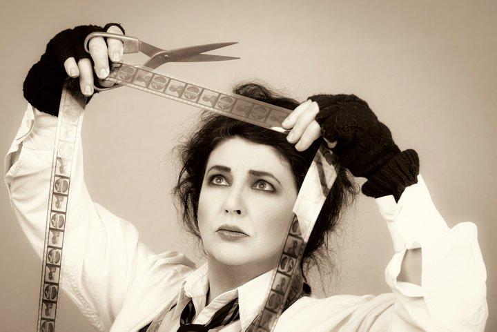 Kate Bush - Director's Cut promo photo