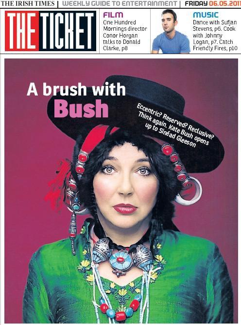 Kate Irish Times 2011
