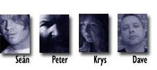Sean, Peter, Krys, Dave