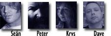 Sean Peter Krys Dave