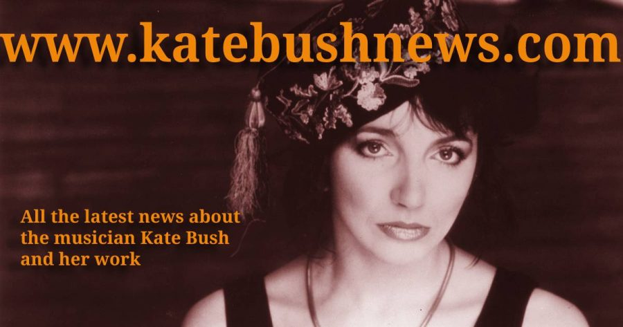 Kate Bush News