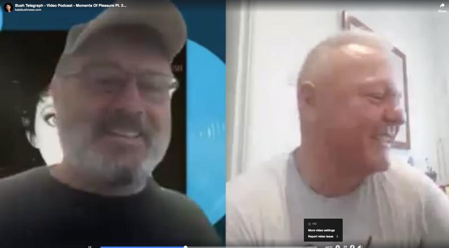 Bush Telegraph video podcast