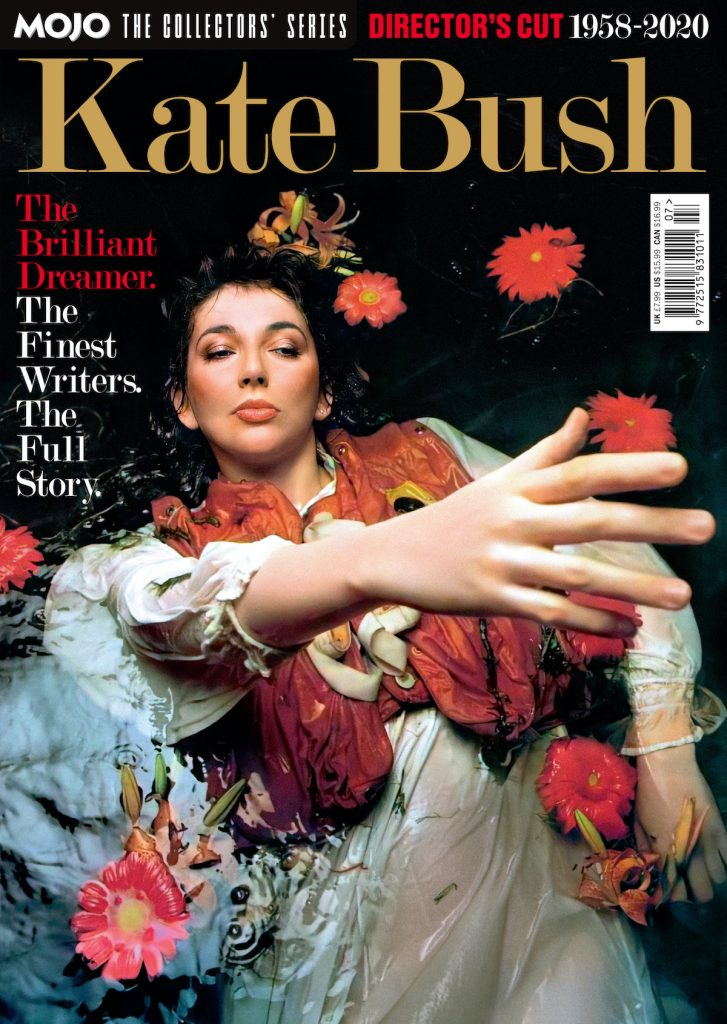 Kate Bush Mojo Special cover