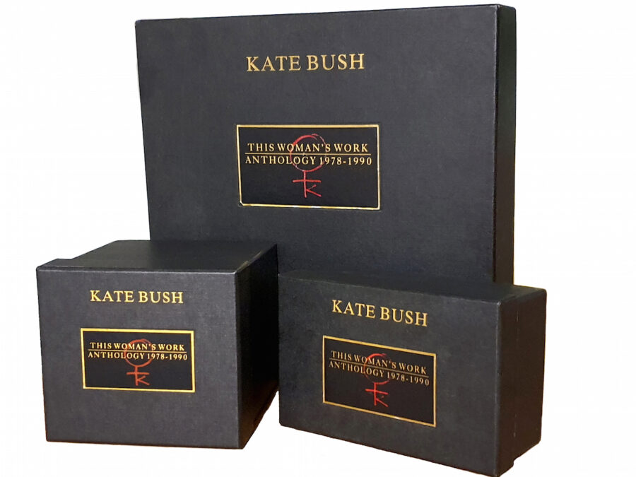 This Woman's Work box sets