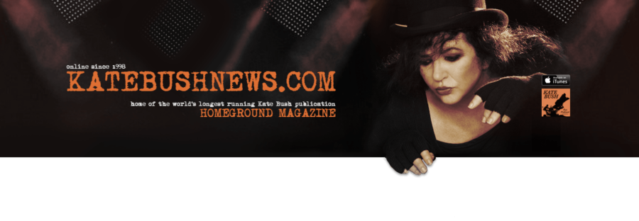 Kate Bush News banner