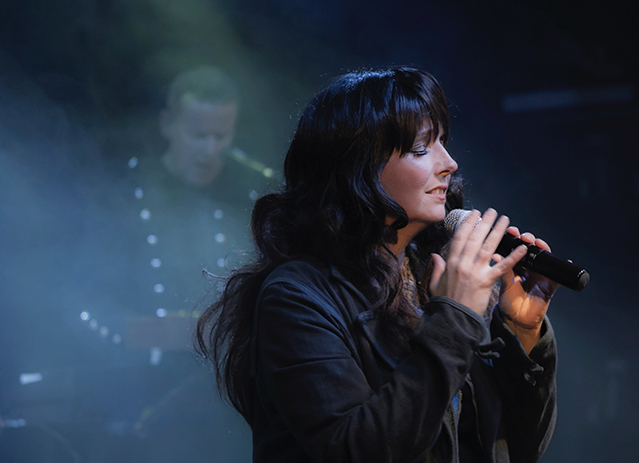 Cloudbusting perform