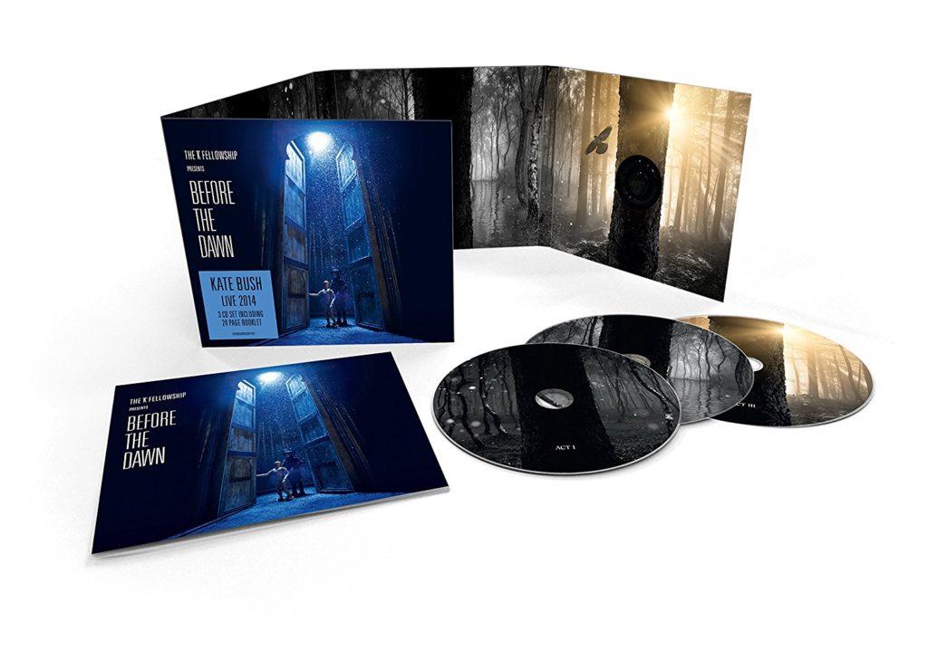 Before the Dawn CDs