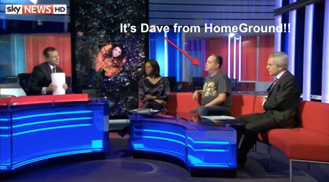 Dave on Sky News