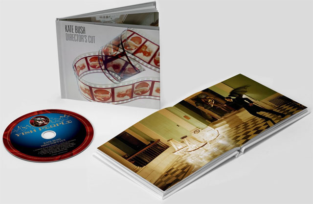 Director's Cut CD package