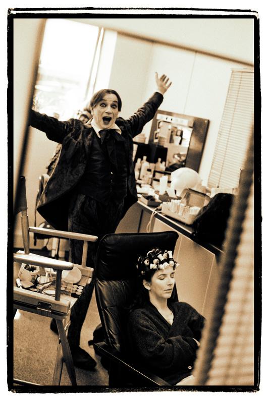Kate Bush and Lindsay Kemp 1993