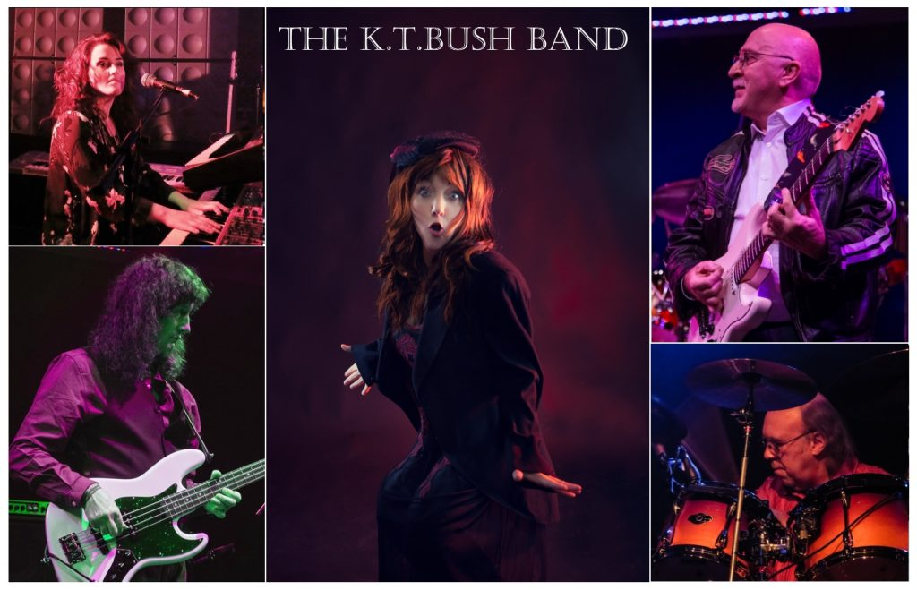 KT Bush Band 2018