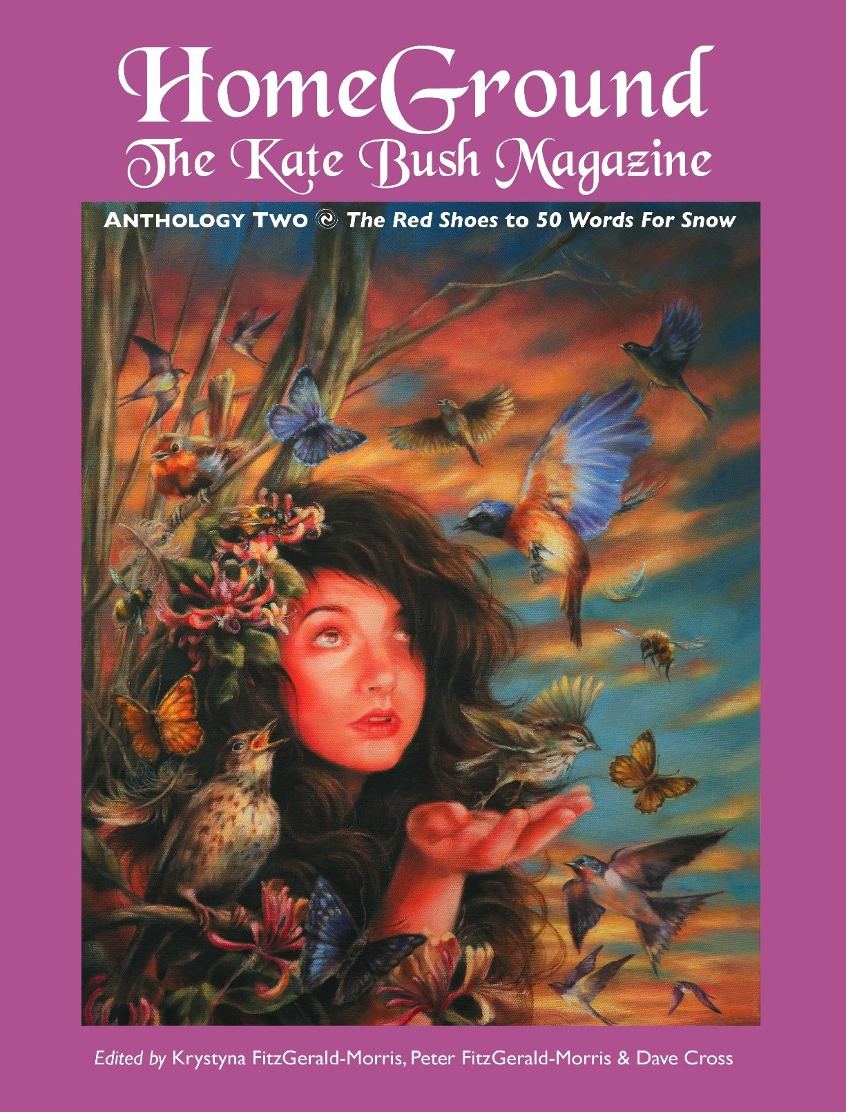 Kate Bush ISBN 1861714440 Vol 2 Paperback Cover