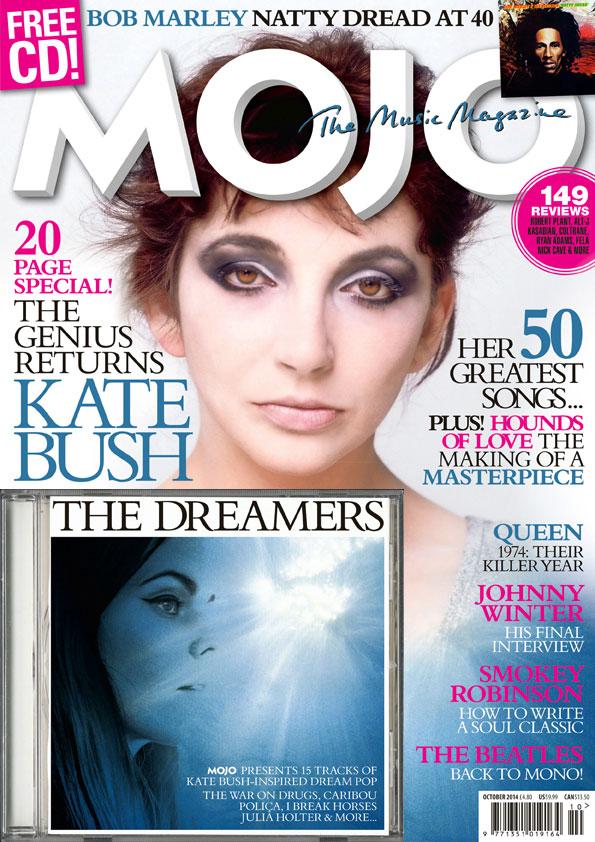 Kate Bush - Mojo Sept 2014