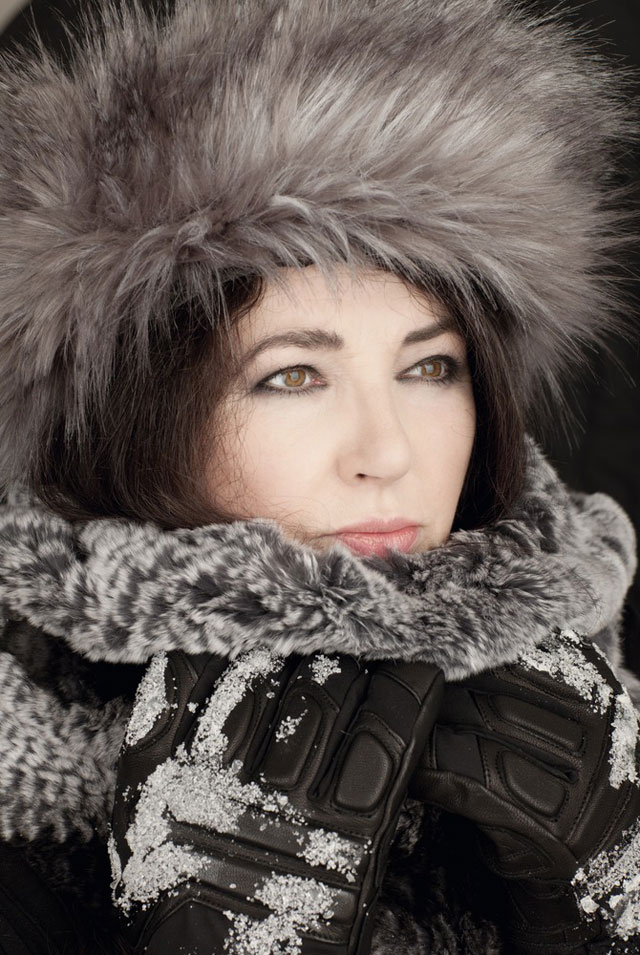 Kate Bush - Snow 2011