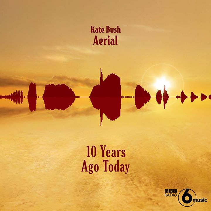 Aerial is 10 years old