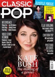 Classic Pop magazine June/July 2014