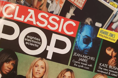 Classic Pop Cover December 2018