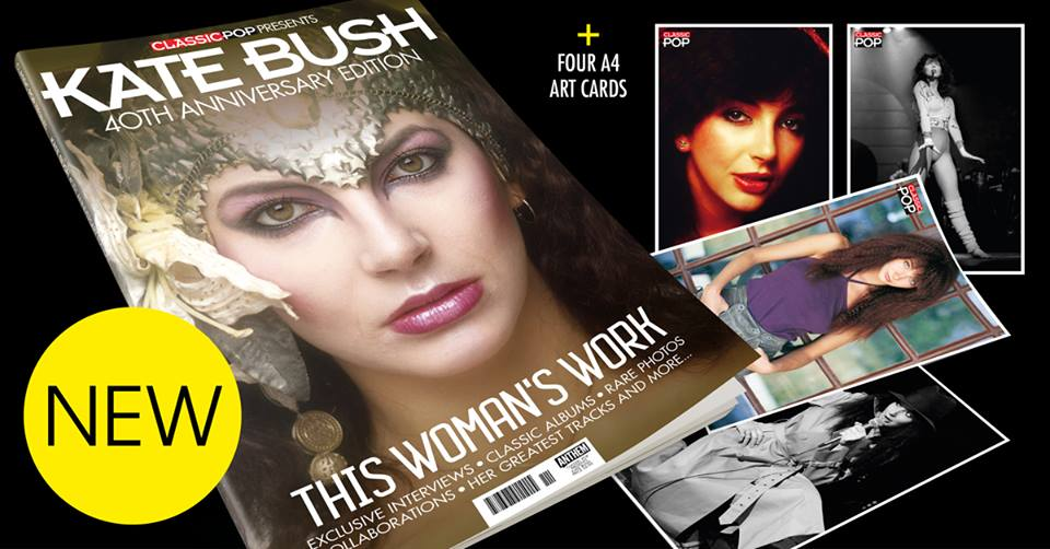 Classic Pop Kate Bush 40 Year Special