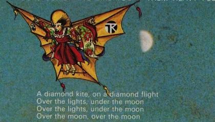 Del Palmer - Kite detail