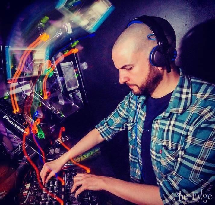 DJ Phil Marriot