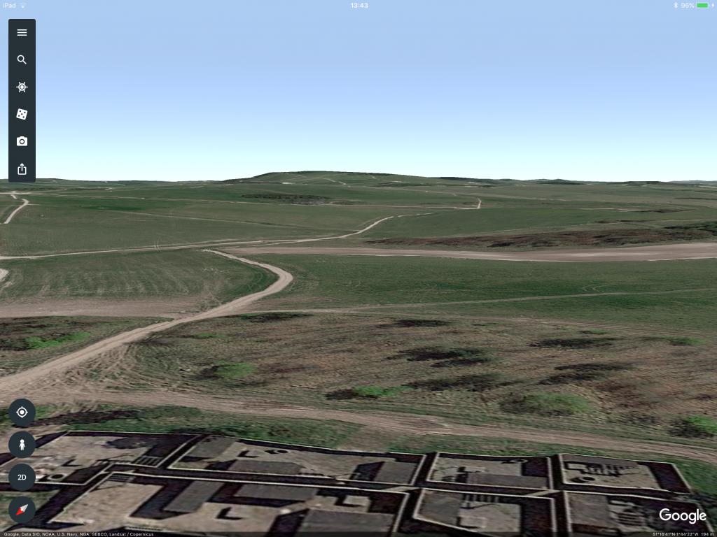 Google Earth Hill