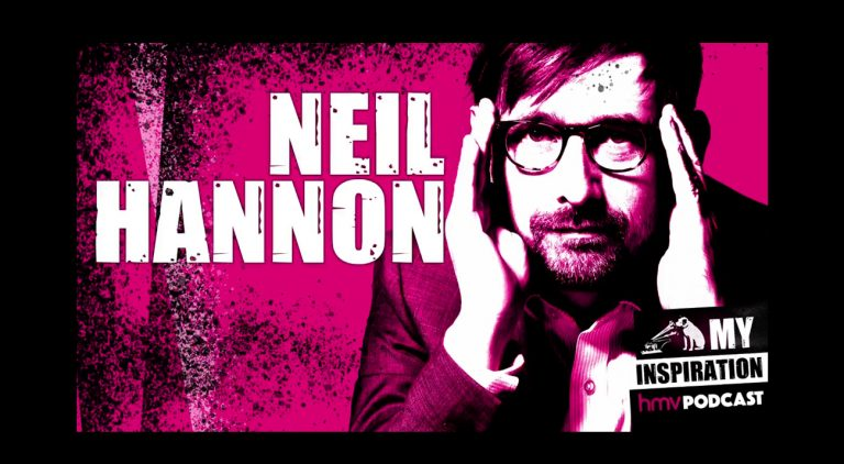 Neil Hannon HMV podcast