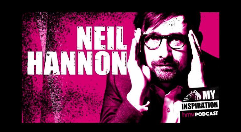 Neil Hannon HMV podcast
