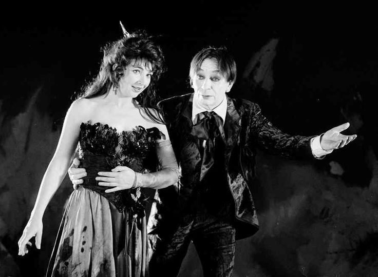 Kate Bush and Lindsay Kemp 1993